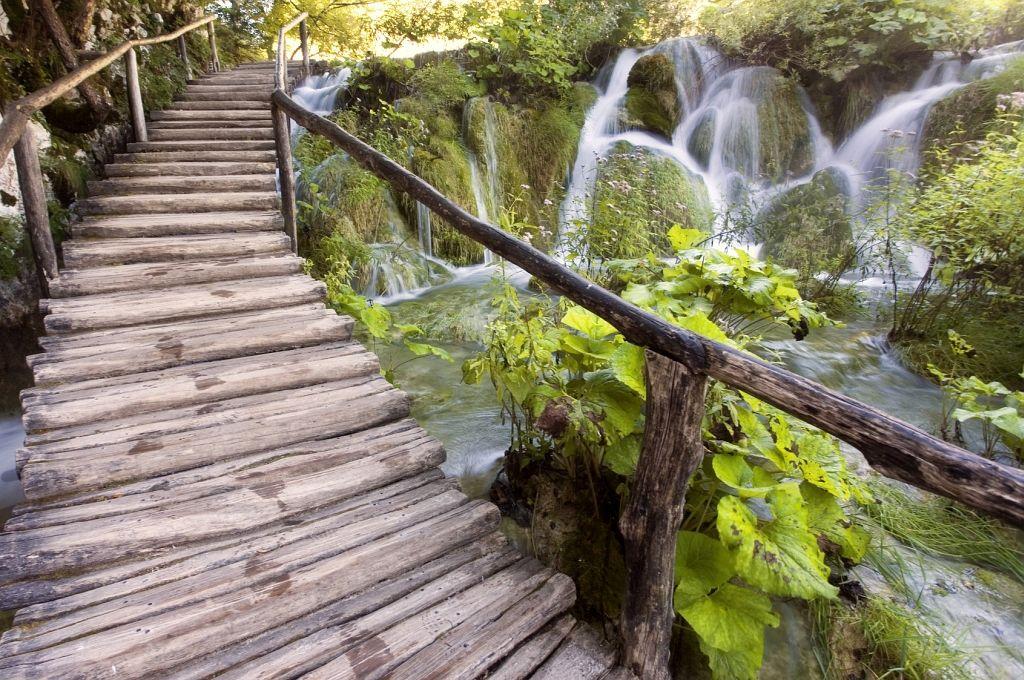 Urlaub an den Plitvicer Seen