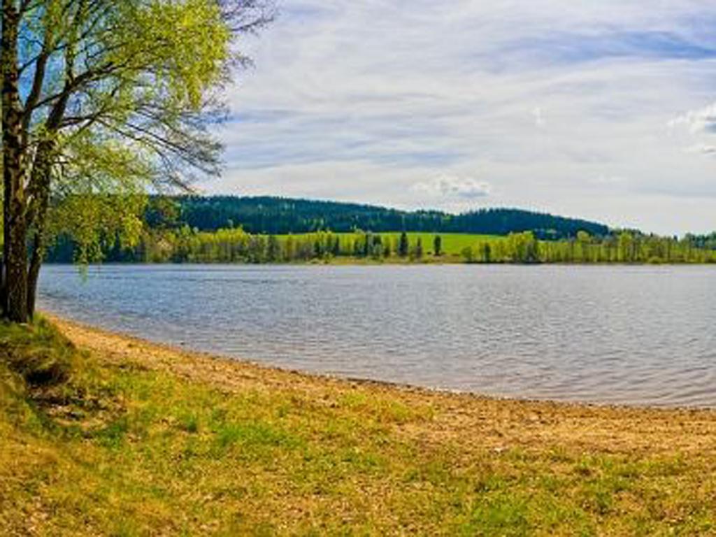 Urlaub am Lipno-Stausee